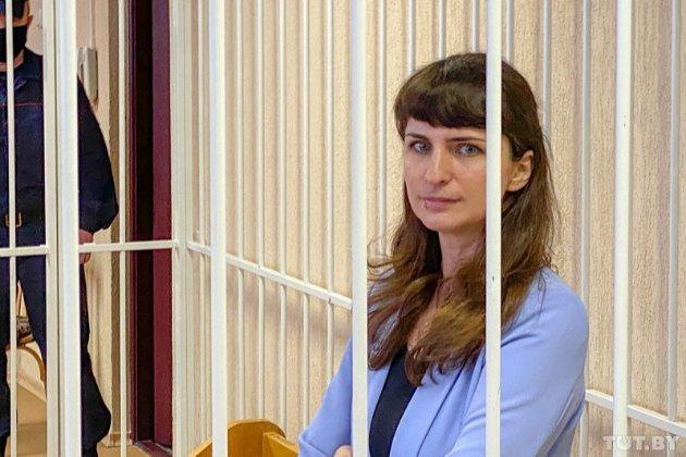 У Білорусі засудили лікаря і журналістку за розголошення інформації про смерть активіста Бондаренка