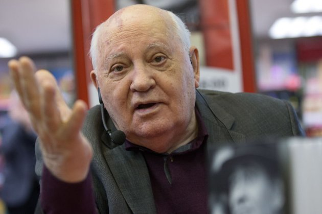 «Нев'їздний». Горбачову виповнилося 90 років