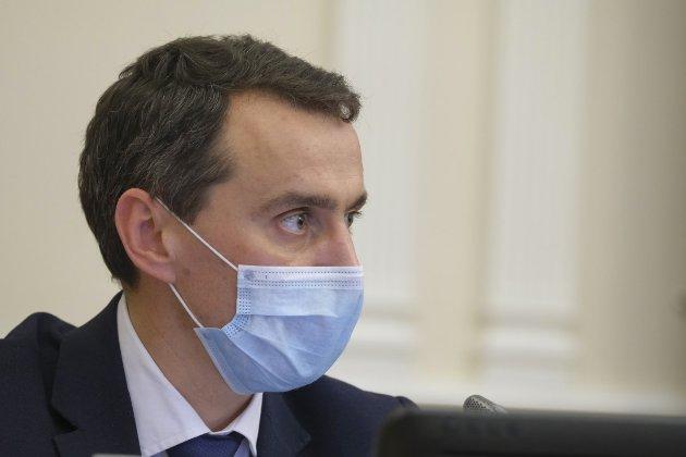 Санлікар України публічно вакцинувався від COVID-19 індійським препаратом