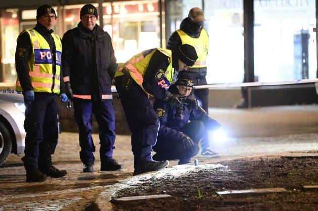 У Швеції чоловік напав із ножем на цивільних. Постраждали вісім осіб