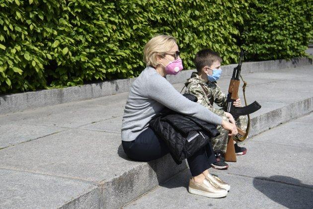 Рада провалила голосування залегалізацію зброї в Україні
