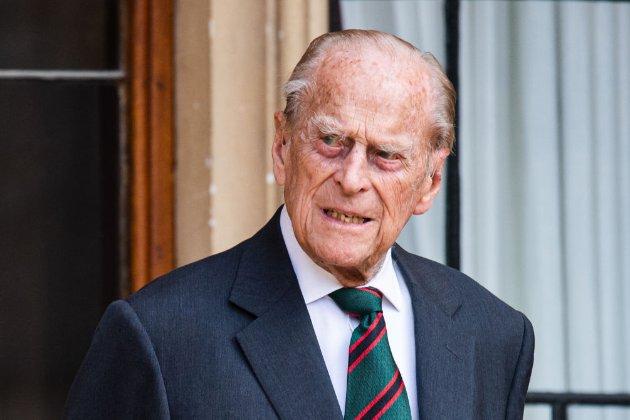 99-річний чоловік королеви Єлизавети переніс операцію на серці