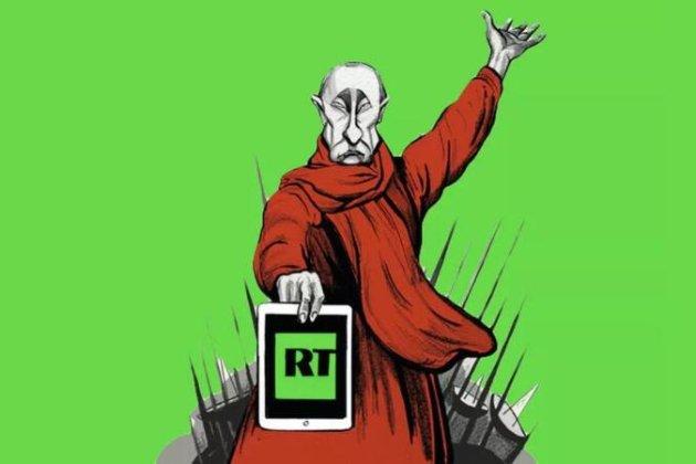 У Німеччині закривають рахунки Russia Today i Ruptly. У Кремлі пообіцяли жорстко відповісти