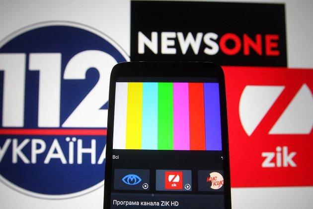 У РНБО назвали проросійські телеканали засобами масового знищення