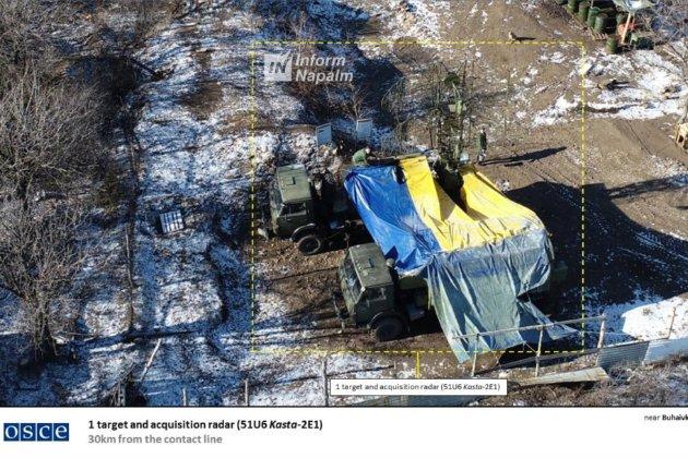 «Іх там нєт». Євросоюз запитує у Росії, як її радарна станція потрапила до України