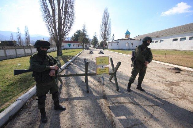 В лютому 2014 року в Криму був ще й Жириновський. Йому допоміг втекти звідти Шуфрич