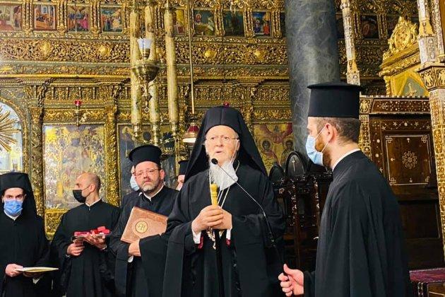 Патріарх Варфоломій підтвердив, що відвідає Україну на День Незалежності — нардеп