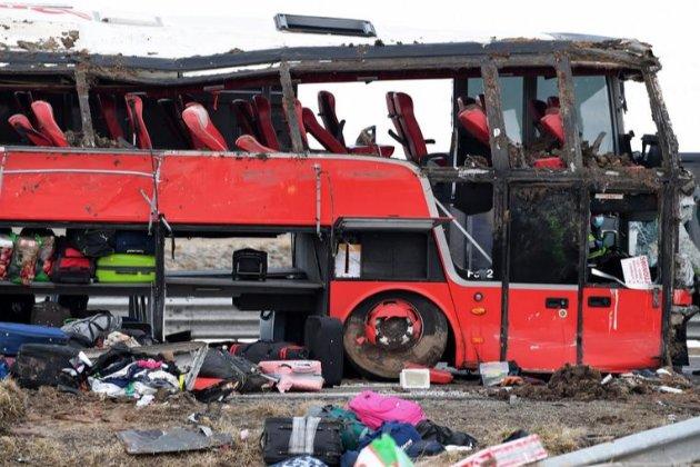 Аварія автобуса в Польщі: водію загрожує вісім років в'язниці
