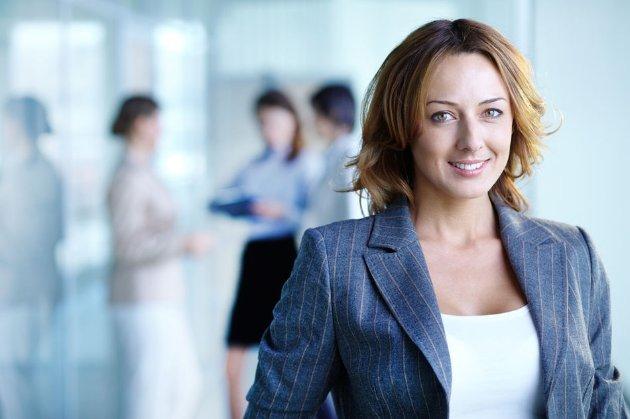 Україна посідає друге місце в Європі за часткою жінок серед керівників та підприємців