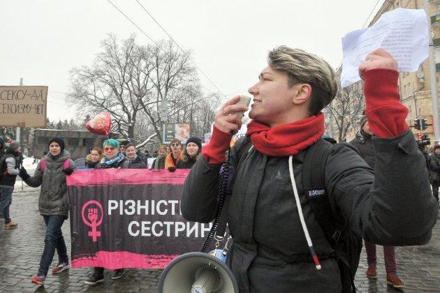 У Києві чоловіки-активісти збираються «рятувати феміністок»