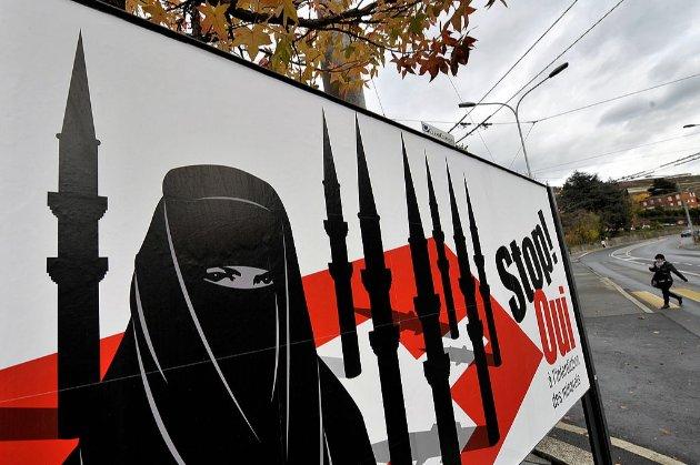 У Швейцарії на референдумі підтримали заборону повного закриття обличчя