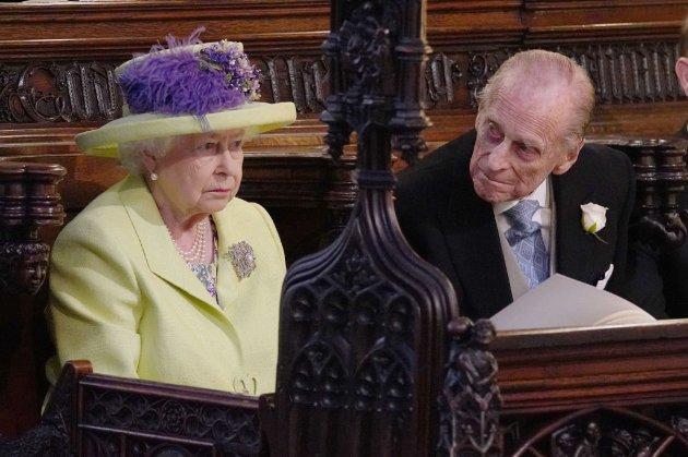 Букінгемський палац відреагував на заяви Гаррі і Меган