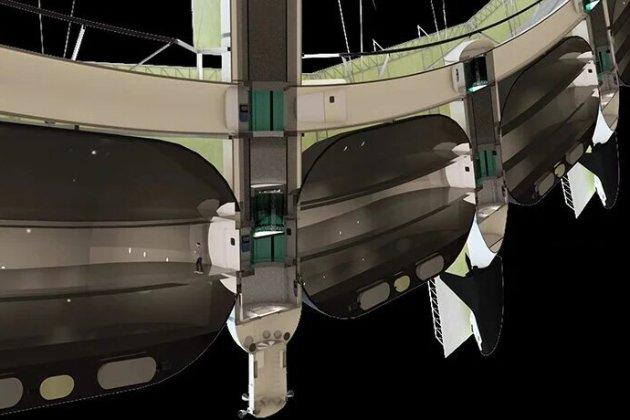 У 2027 році американська компанія планує відкрити орбітальний готель «Вояджер»