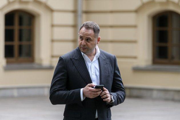 Єрмак в останній момент відмовився давати коментар Bellingcat щодо «Вагнера» — агент НАБУ