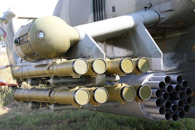 Росіяни допомогли армії Білорусі протитанковими керованими ракетами