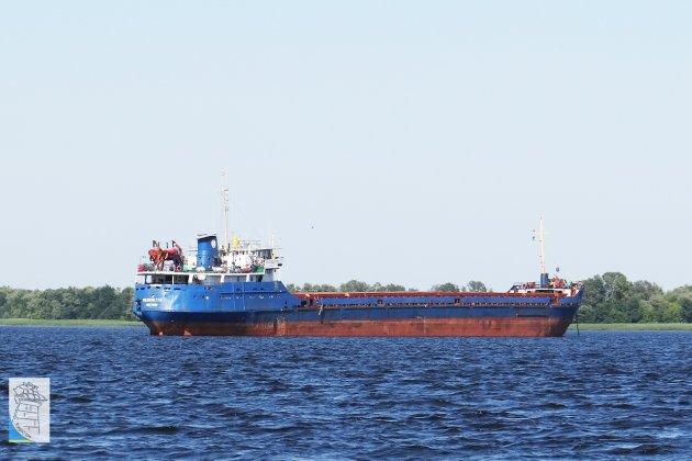 Поблизу Румунії затонув суховантаж з українцями на борту