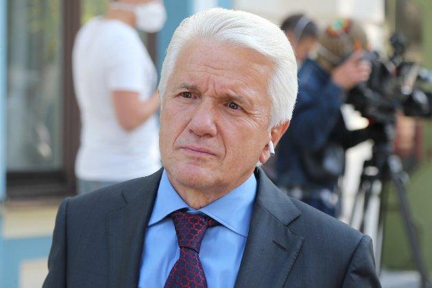 Колишній спікер парламенту Литвин претендує на посаду ректора університету Шевченка