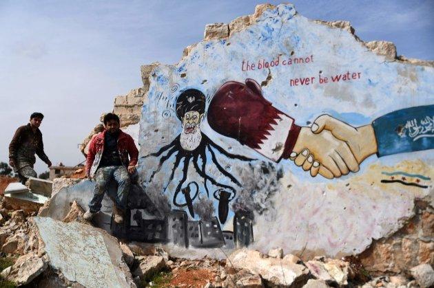Десять років триває війна в Сирії. Вона почалася в березні 2011 року із мирних протестів