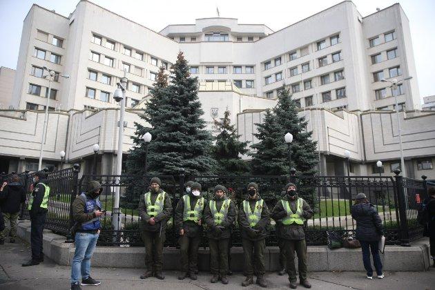 Судді КСУ знали про конфлікт інтересів, коли скасовували антикорупційну реформу