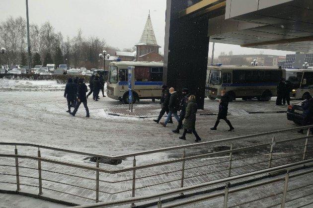 «Небажана» організація. У Москві поліція затримала учасників форум незалежних муніципальних депутатів