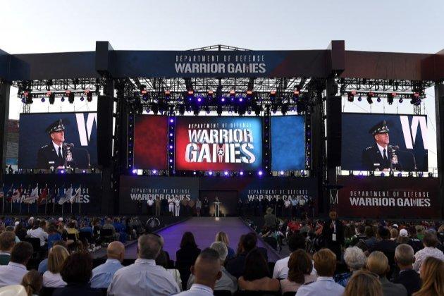 Українські ветерани вперше візьмуть участь у Warrior Games
