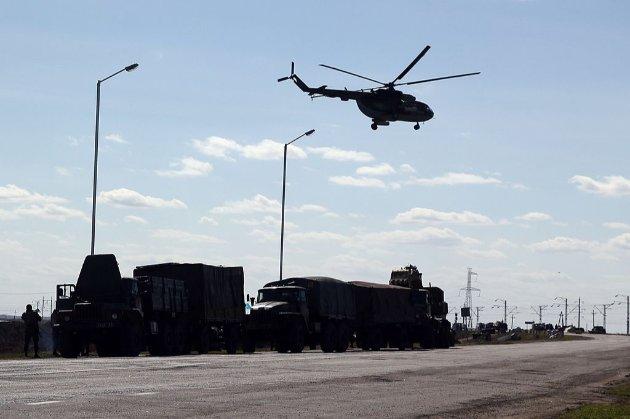 ЗСУ планували навесні 2014 року взяти під контроль стратегічні об'єкти в Криму — генерал