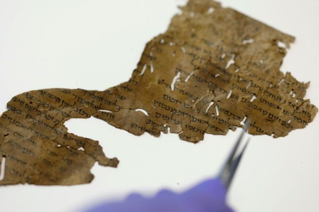 Ізраїльські археологи знайшли нові сувої Мертвого моря