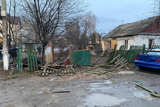 Вночі у Боярці на Київщині пролунав потужний вибух