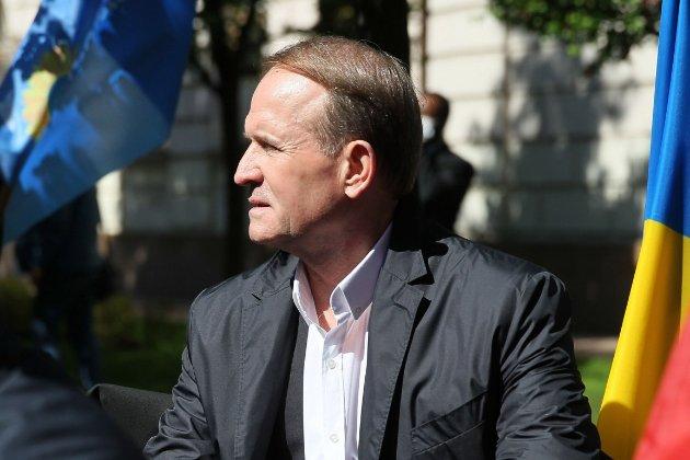 Медведчук оскаржив у Касаційному адмінсуді Верховного суду України запровадження проти нього санкцій