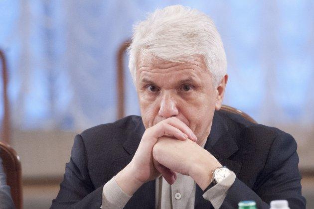 Литвин програв вибори ректора КНУ імені Шевченка