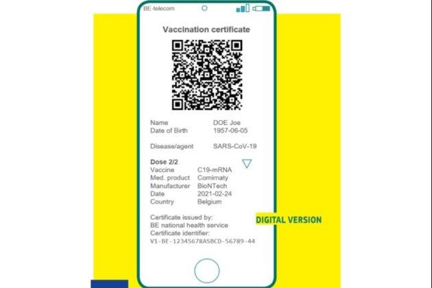Покажи QR-код! Єврокомісія представила проєкт «Зеленого сертифікату» для подорожей ЄС
