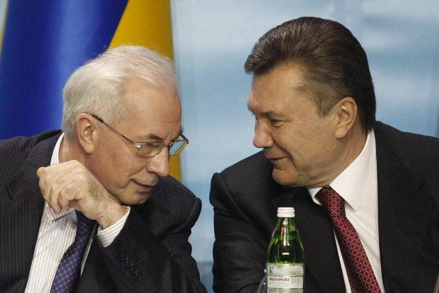 РНБО запровадила санкції проти Януковича, Азарова, Пшонки та інших. Повний список