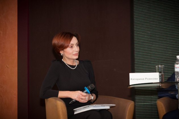 Рожкова заявила, що їй нічого не відомо про звинувачення у держзраді через справу «Приватбанку»