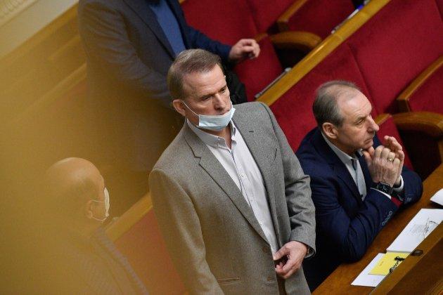Венедіктова каже, що їй не передавали матеріалів для оголошення підозри Медведчуку