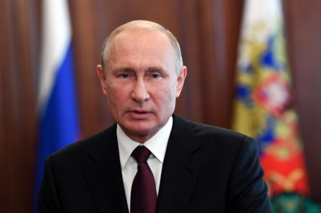 Путін завтра вакцинується від COVID-19 — ЗМІ