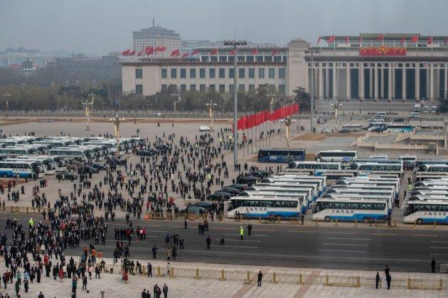 Обмін санкціями. Китай заборонив в'їзд європарламентарям у відповідь на обмеження ЄС