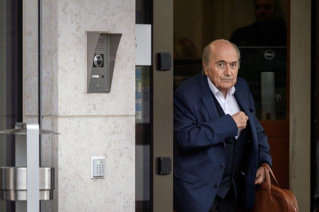 Колишнього президента ФІФА відсторонили від футболу ще майже на сім років