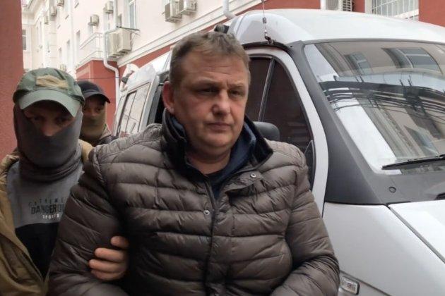 Заарештованого в окупованому Криму журналіста катували струмом