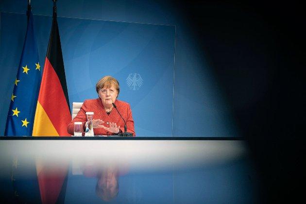 Ангела Меркель скасувала локдаун у Німеччині на Великдень