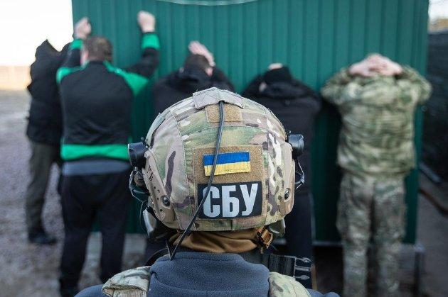 СБУ накрила «приватну армію», організовану колишнім народним депутатом