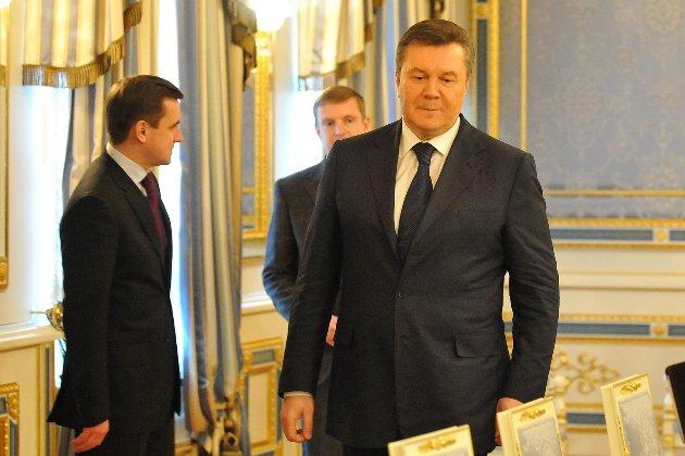 Українські прокурори отримали право розпочати екстрадицію Віктора Януковича
