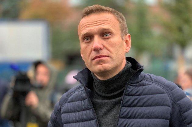 У Навального не виправлятимуть карту із «російським» Кримом