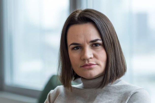 Генпрокуратура РБ завела справу проти Тихановської за «підготовку акту тероризму» в Білорусі