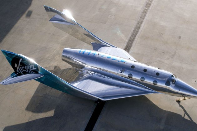 Гайда кататися на космоплані! Компанія Virgin Galactic представила корабель для космотуризму (відео)