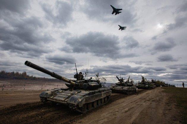Росія відмовилася відновити режим припинення вогню з 1 квітня