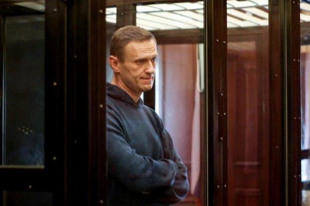 Російський опозиціонер Навальний у в'язниці оголосив голодування
