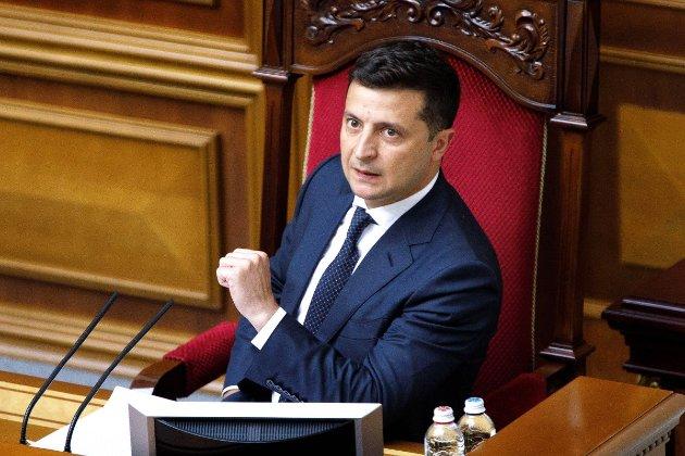 Зеленський запропонував перенести частину міністерств із Києва