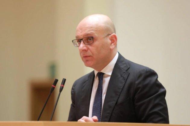 Віцепрем'єр та міністр фінансів Грузії подав у відставку