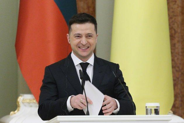 Рейтинг довіри очолює Зеленський, Кличко його наздоганяє