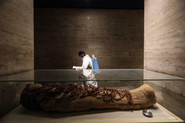 Єгипет готується до урочистого параду мумій, їх везтимуть на реставрацію